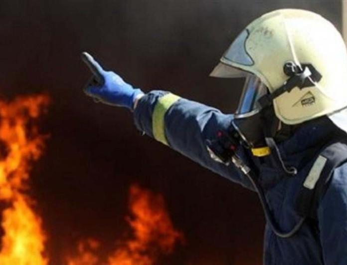 Μεταμόρφωση: Νεκρός ηλικιωμένος μετά από φωτιά στο σπίτι του