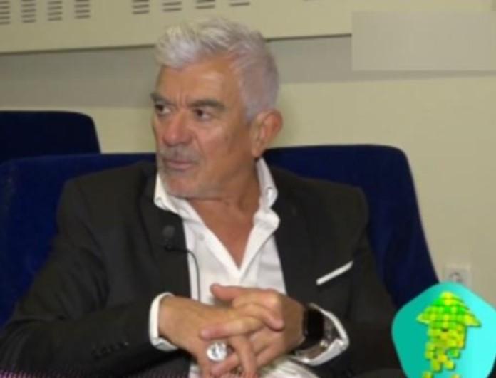 O Γιώργος Γιαννόπουλος «αδειάζει» την Δέσποινα Ολυμπίου - «Δεν ξέρω τι είπε και ούτε με απασχολεί»