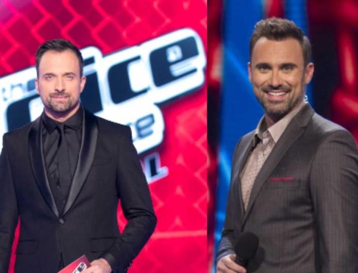 The Voice: Ο Γιώργος Καπουτζίδης στην θέση παρουσιαστή αντί του Γιώργου Λιανού