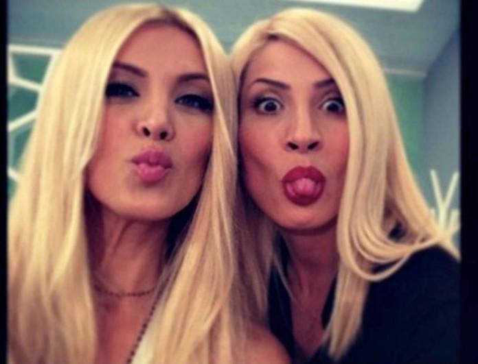 Μαρία Ηλιάκη - Κατερίνα Καινούργιου: Η σχέση τους σήμερα και τα μηνύματα που αντάλλαξαν