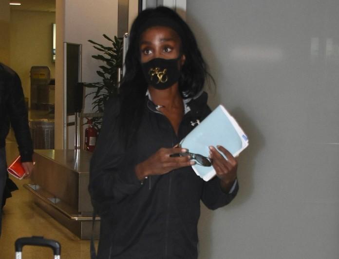Survivor 4: Επέστρεψε η Ελίζαμπεθ Ελέτσι - Αποκλειστικές φωτογραφίες από το αεροδρόμιο