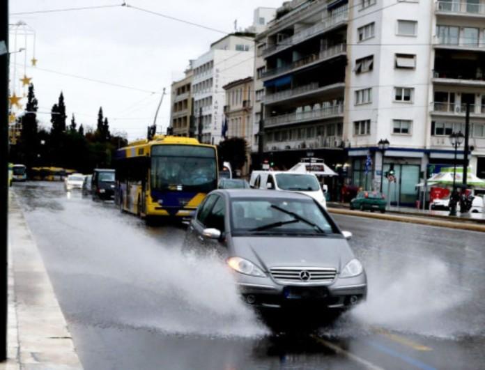 Έκτακτο δελτίο καιρού από την ΕΜΥ - Βροχές και καταιγίδες το Σαββατοκύριακο
