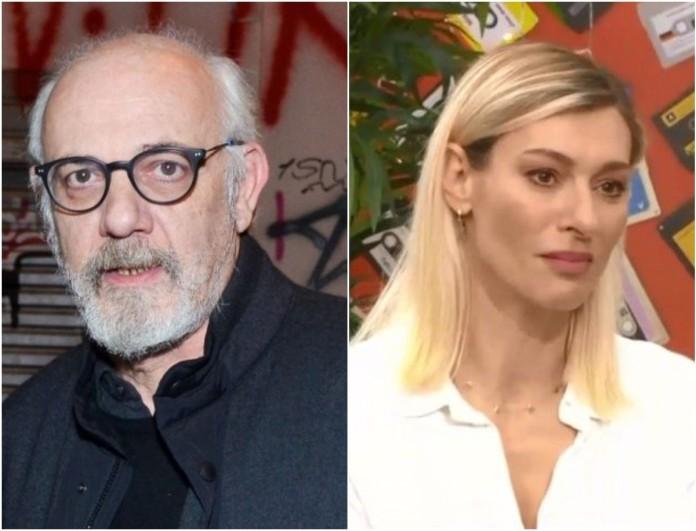 Απαντάει με μήνυση στη Ζέτα Δούκα ο Γιώργος Κιμούλης