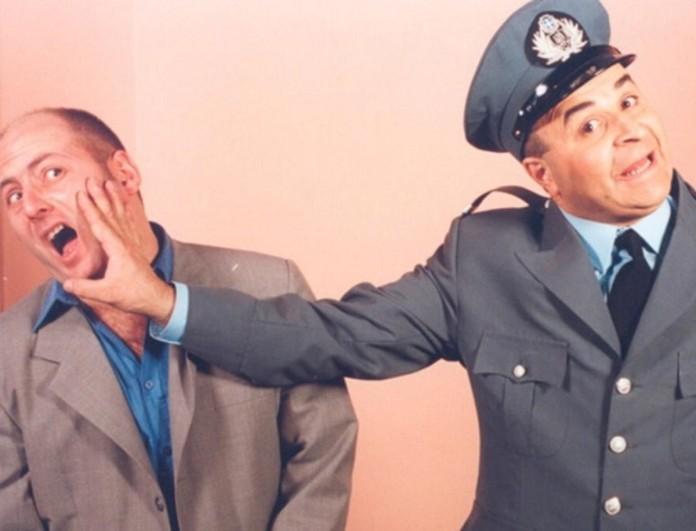 Ο Γιώργος Λαμπάτος καταγγέλλει τον Μάρκο Σεφερλή - «Μου έριχνε 15 σφαλιάρες κάθε βράδυ»