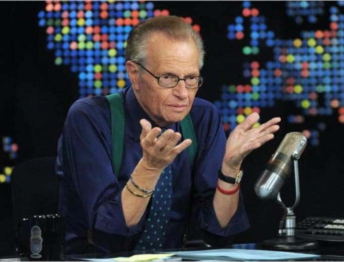 Πένθος! Πέθανε από κορωνοϊό ο δημοσιογράφος Larry King