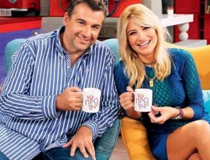 Μετά το Βίσση - Βανδή ήρθε η τηλεοπτική επανασύνδεση Λιάγκα - Σκορδά