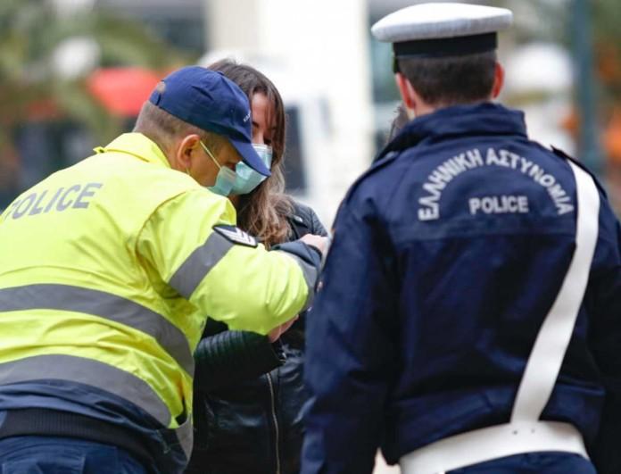 Lockdown: Στα 500 ευρώ το πρόστιμο για τις άσκοπες μετακινήσεις