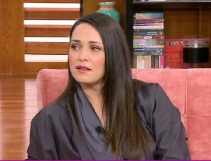 Μαίρη Μηνά: Η πρωταγωνίστρια της «Αγγελικής» αποκαλύπτει τον δισταγμό για τον ρόλο της