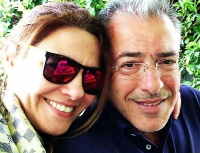 Σπάνιο ντοκουμέντο της Φαίης Μαυραγάνη αγκαλιά με τον Νίκο Μάνεση