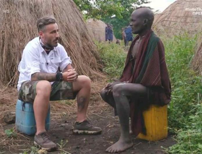Into The Skin: Συγκλονίζει ο Γιώργος Μαυρίδης με την περιπέτεια στην Αντίς Αμπέμπα