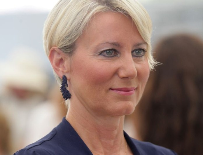 Η Νατάσα Παζαΐτη έκανε το εμβόλιο του κορωνοϊού - «Θωρακίζουμε την υγεία μας»