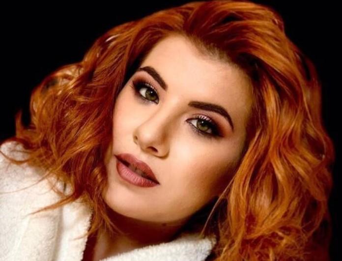 Νικολέττα Τσομπανίδου: Δημοσίευσε φωτογραφία της με ξανθά μαλλιά