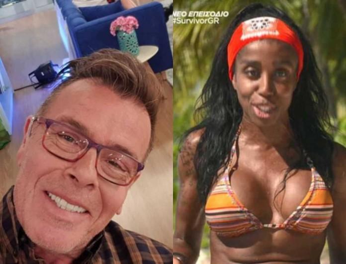 Survivor 4: Ο Παπανώτας «έκραξε» την Ελέτσι - «Νιώθει διάσημη...»