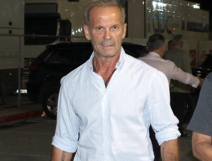 Πέτρος Κωστόπουλος για Ντουμπάι: «Ήρθα καλεσμένος για δουλειά»