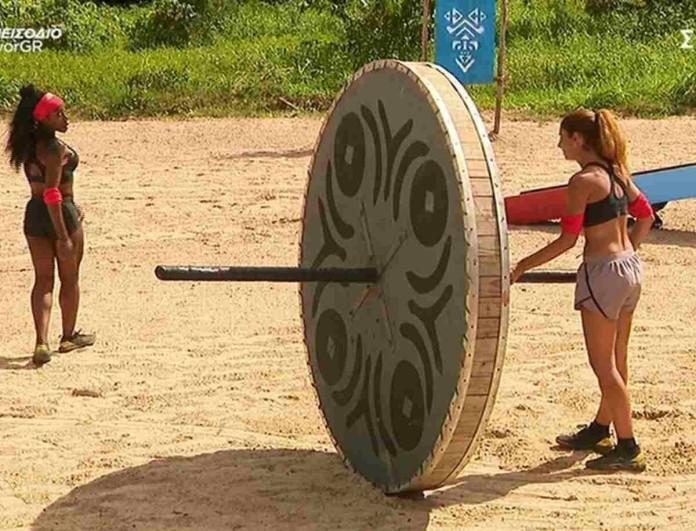 Survivor 4: Τραγωδία για τους Διάσημους - Δεν τελείωσε καν τον στίβο μάχης η Ανθή Σαλαγκούδη