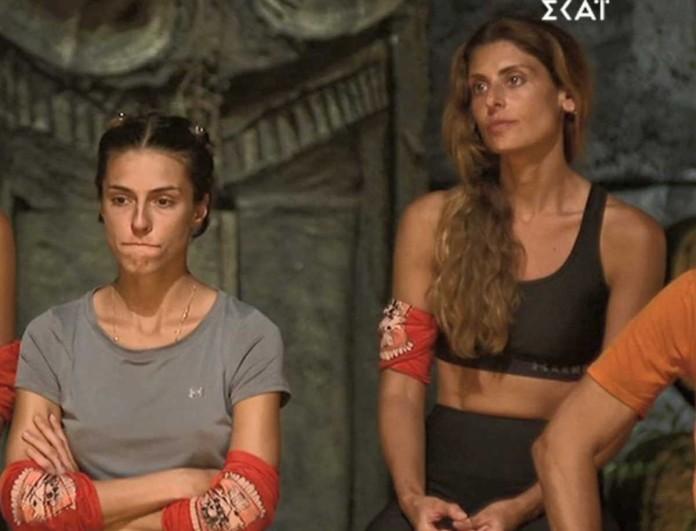 Survivor 4: Τα έβαλε με την Κάτια η Ανθή Σαλαγκούδη - «Επειδή φέρνεις νίκες...»