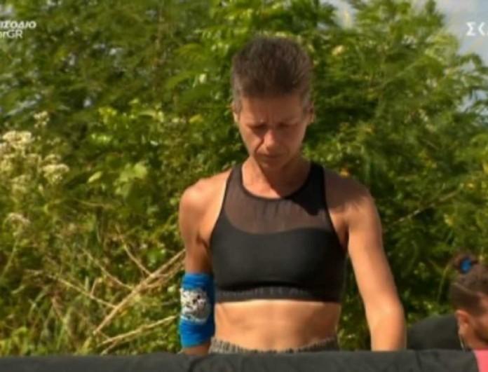 Survivor 4: Η Σοφία έσπρωξε την Ελίζαμπεθ με τη δοκό μετά το αγώνισμα ασυλίας