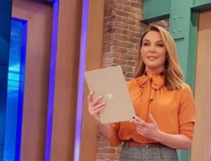 Τηλεθέαση T-Live: Μονοψήφια ξανά για την Τατιάνα Στεφανίδου