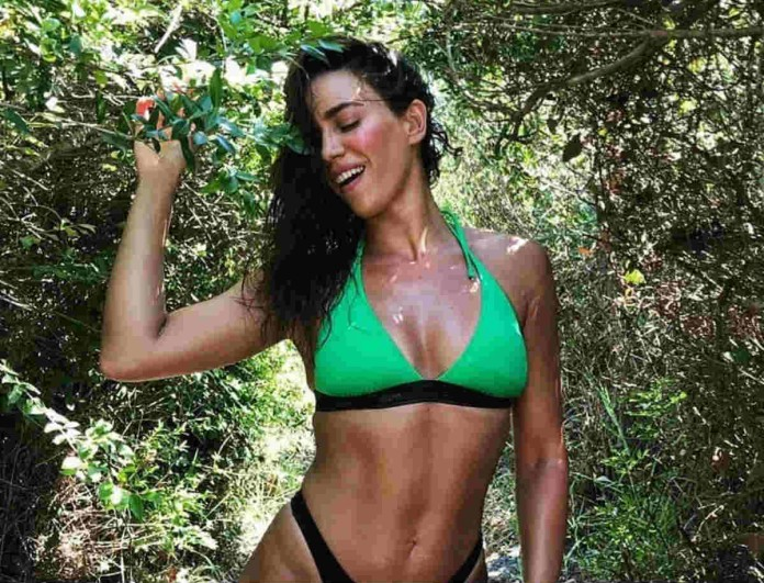 H αφοπλιστική απάντηση της Κατερίνας Στικούδη αναφορικά με το αν έχει κάνει αυξητική στήθους