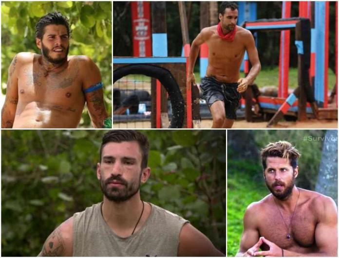 Survivor: Συναντήθηκαν ξανά Γκότσης - Παπαργυρόπουλος - Αγόρου - Δρυμωνάκος