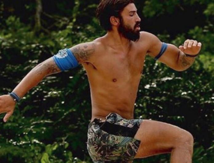 Ηλίας Γκότσης: «Όλοι προσπαθήσαμε να κλέψουμε φαγητό στο Survivor και τελικά η προσπάθεια σε δικαιώνει»