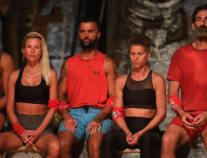 Survivor 4 - αποκάλυψη: