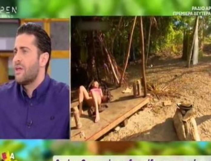 Βασάλος για Survivor 4: «Η Ανθή Σαλαγκούδη έχει μπει για τα λεφτά! Είναι εκτός τόπου και χρόνου»