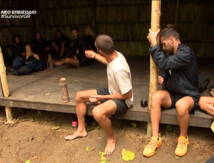 Survivor 4: Άγριος καυγάς μεταξύ των Μαχητών - «Δεν μπορώ τους αχάριστους και τους τεμπέληδες!»