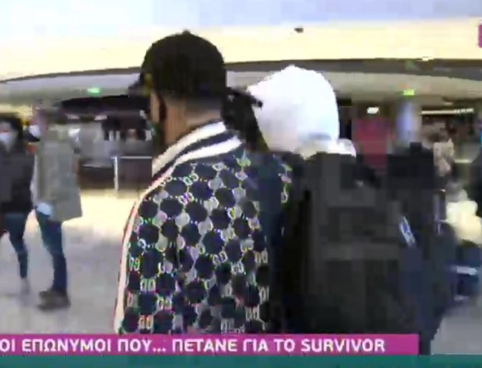 Survivor Spoiler: Βαλέρια Χοψονίδου και Ηλίας Μπόγδανος έφυγαν για Άγιο Δομίνικο