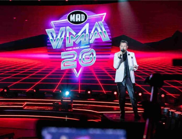 Mad Video Music Awards: Απόψε στο Mega - Οι μεγάλοι νικητές