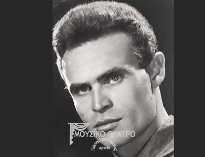 Έφυγε από τη ζωή ο ηθοποιός Στέλιος Τσολακάκης