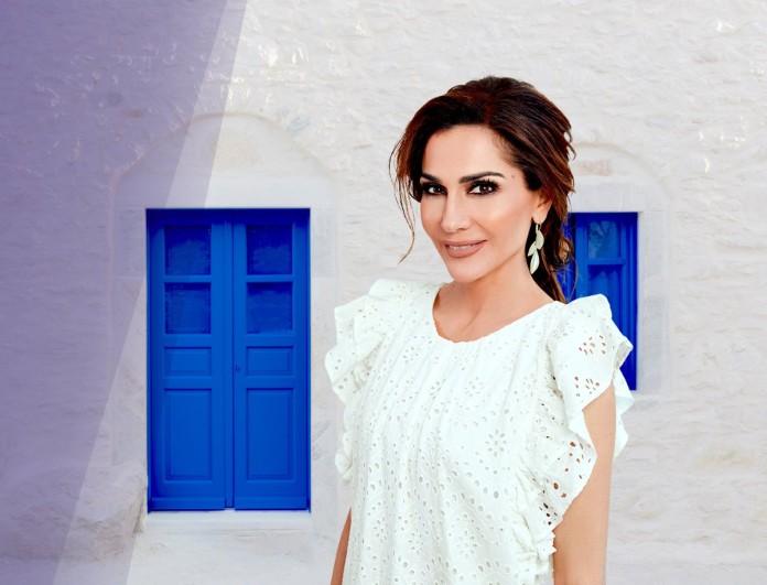 Δέσποινα Βανδή: Είναι και επίσημα στο Mega με το My Greece