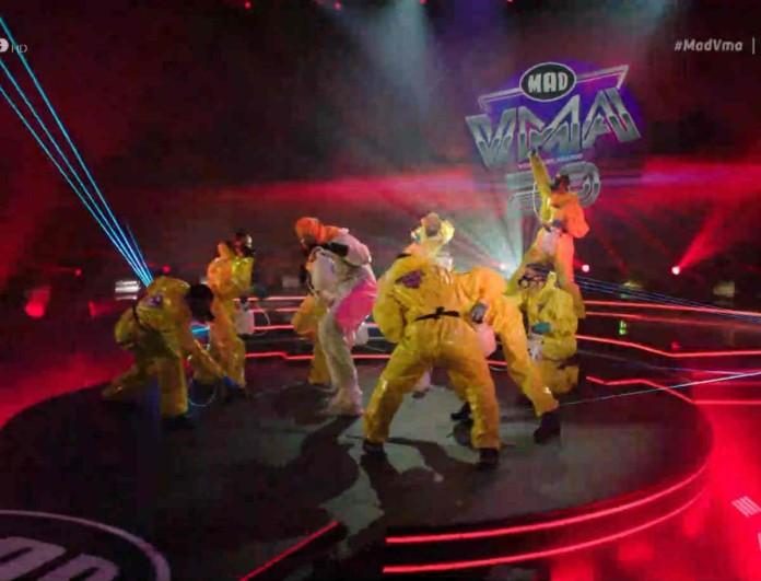 Mad Video Music Awards: Η εντυπωσιακή έναρξη εμπνευσμένη από την πανδημία