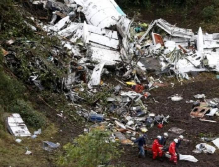 Θρίλερ στην Βραζιλία - Συνετρίβη αεροπλάνο με ποδοσφαιρική ομάδα