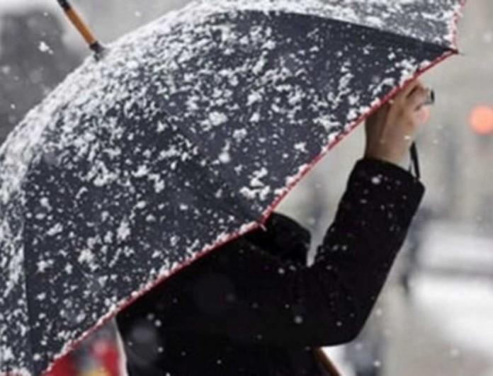 Καιρός: Βροχές και χιόνια στα ορεινά - Που θα φτάσει το θερμόμετρο