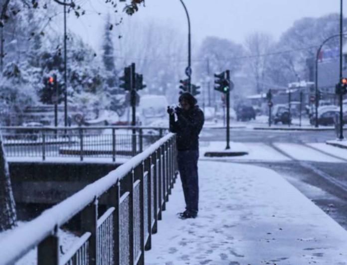 Καιρός: Έρχονται τα πρώτα χιόνια στην Αττική