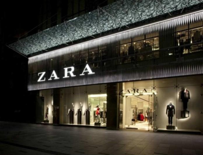 Ολοκλήρωσε το look σου με αυτήν την λαμπερή τσάντα από τα Zara!
