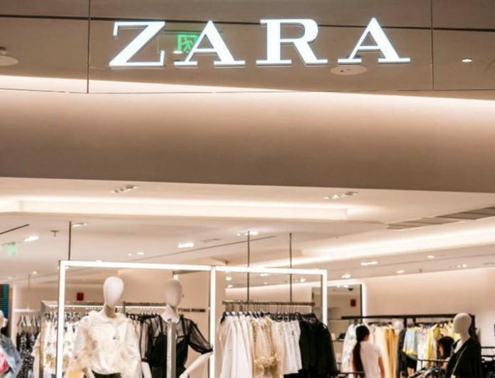Έχει κάνει πάταγο αυτή η δερμάτινη φούστα από τα Zara - Κοστίζει μόνο 15.99 ευρώ
