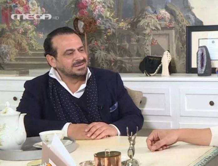 Βασίλης Ζούλιας: Πρέπει να σταματήσουν τα ταμπού στην Ελλάδα -