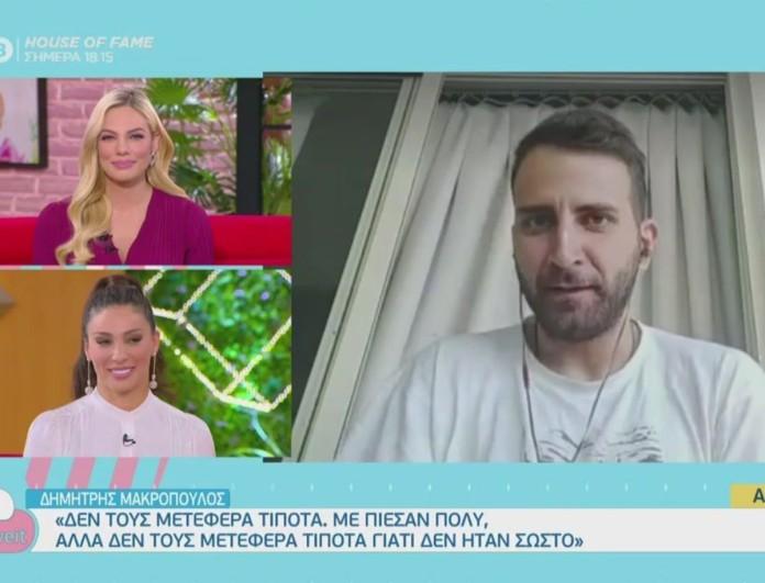 Survivor 4 - Μακρόπουλος: