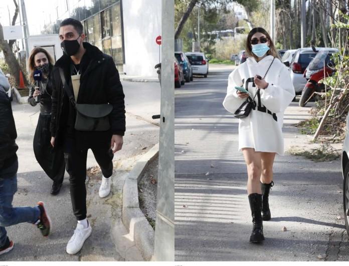 Survivor 4: Στα γραφεία της Acun Medya ο Σάκης Κατσούλης και η Χριστίνα Κεφαλά