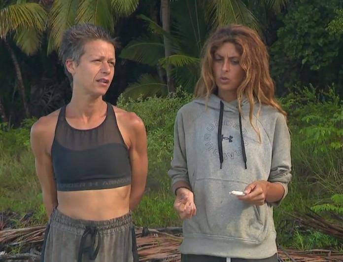 Survivor 4: Αλλάζει η συμπεριφορά της Σοφίας τώρα που έφυγε η Ανθή