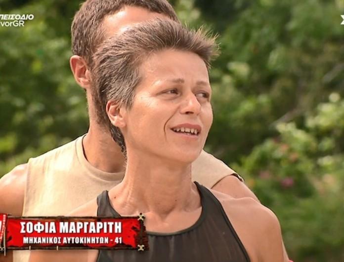Survivor 4: Επέστρεψε στο παιχνίδι η Σοφία Μαργαρίτη