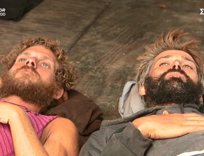 Survivor 4: «Έχουμε απομονώσει τον Κρις και τον Αλέξη»