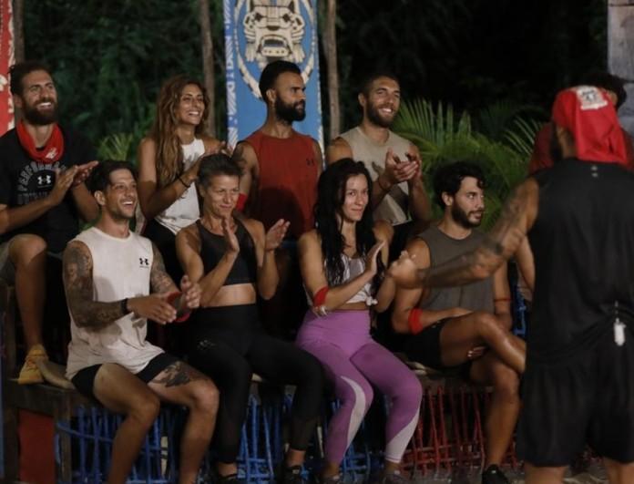 Survivor 4: Ασημακόπουλος και Κόρο στρέφονται εναντίον Ντάφυ και Κοψιδά