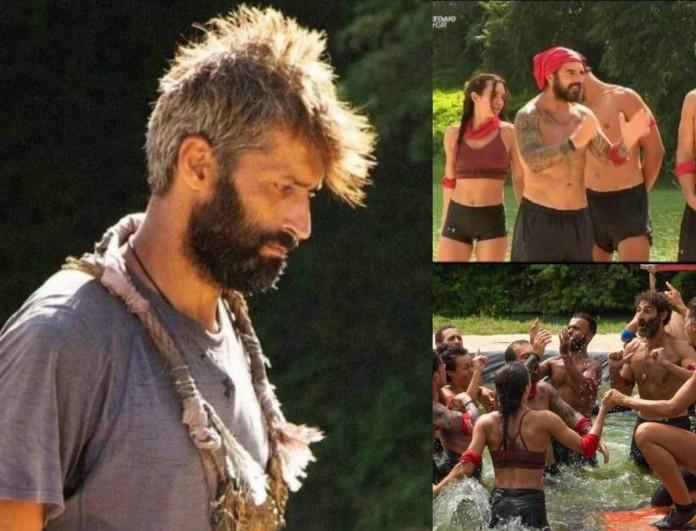 Survivor 4 - highlights 8/2: Η κατάρρευση Ελευθερίου - Μαριπόζας, το αγώνισμα και οι άγριοι καβγάδες