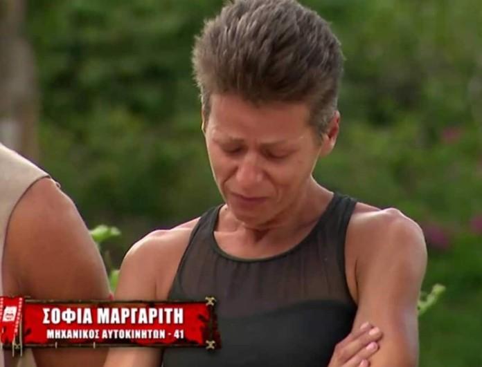Survivor 4: Η ατάκα της Σοφίας Μαργαρίτη που ξεσήκωσε θύελλα αντιδράσεων