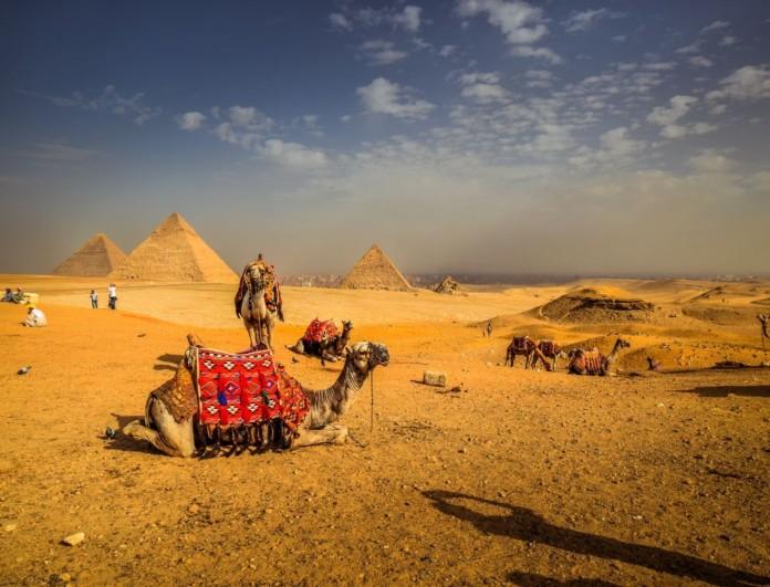 Εικόνες: Ο Τάσος Δούσης στην Αίγυπτο - Β' Μέρος