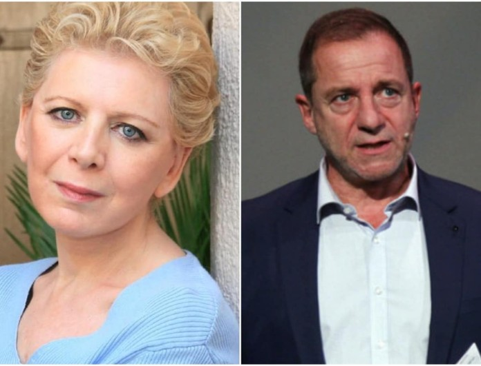 Έλενα Ακρίτα: «Πληροφορίες λένε πως ο Λιγνάδης διέφυγε στο εξωτερικό για να προλάβει το αυτόφωρο»