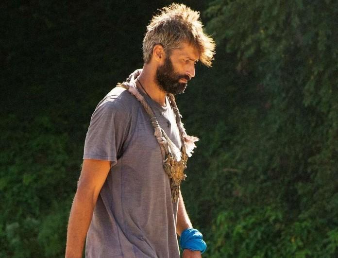 Survivor 4: Ο Αλέξης Παππάς κέρδισε την ατομική ασυλία